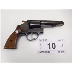 TAURUS , MODEL: STANDARD , CALIBER: 38 SPL