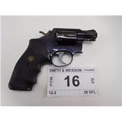 SMITH & WESSON , MODEL: 12-2 , CALIBER: 38 SPL
