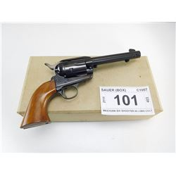 SAUER , MODEL: WESTERN SIX SHOOTER , CALIBER: 45 LONG COLT