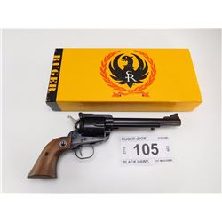 RUGER , MODEL: BLACK HAWK , CALIBER: 357 MAG/9MM
