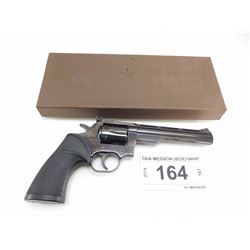 DAN WESSON , MODEL: 15 , CALIBER: 357 MAGNUN