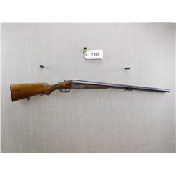 LAURONA , MODEL: SIDE BY SIDE , CALIBER: 12GA X 2 3/4""
