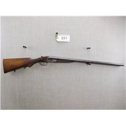 FABRIQUE DE'ARMES , MODEL: SIDE BY SIDE HAMMERLESS  , CALIBER: 12GA X 2 3/4""