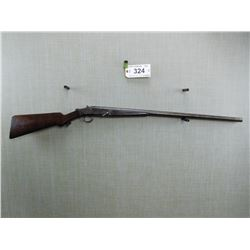 IVER JOHNSON , MODEL: SINGLE SHOT BREAK ACTION , CALIBER: 10 BORE