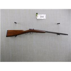 WINCHESTER , MODEL: 36 SHOTGUN , CALIBER: 9MM RF
