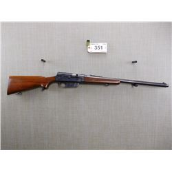 REMINGTON , MODEL: 81 , CALIBER: 300 SAVAGE