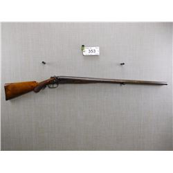REMINGTON , MODEL: SIDE BY SIDE , CALIBER: 10 BORE