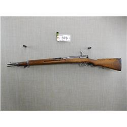ARISAKA , MODEL: TYPE 38 RIFLE , CALIBER: 6.5 X 50 SR