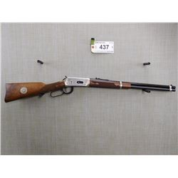 WINCHESTER , MODEL: 94 ALBERTA DIAMOND JUBILEE , CALIBER: 38-55 WIN