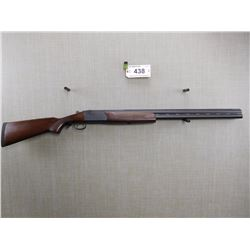 ER AMANTINO , MODEL: CONDOR OVER UNDER BY IGA , CALIBER: 12GA X 3""
