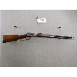 WINCHESTER , MODEL: 1892 SADDLE RING CARBINE , CALIBER: 44 WCF