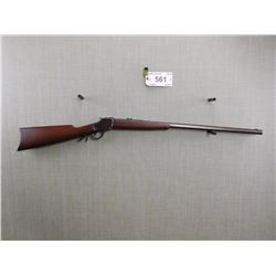 WINCHESTER , MODEL: HI WALL , CALIBER: 38 WCF