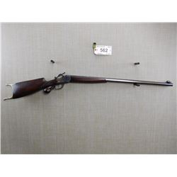 WINCHESTER , MODEL: LOW WALL , CALIBER: 22 SHORT