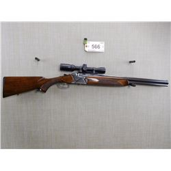 CZ , MODEL: 584-40 MOD 3 , CALIBER: 12GA X 2 3/4 / 222 REM