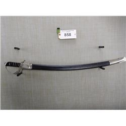 DECORATIVE SWORD AND SHEATH