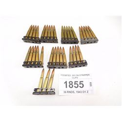 ASSORTED .303 ON STRIPPER CLIPS