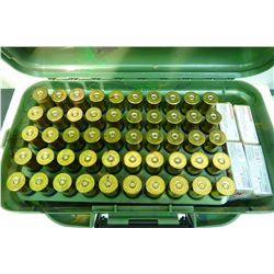 ASSORTED 12 GA IN SHOTSHELL CASE
