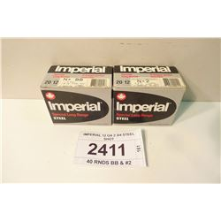 IMPERIAL 12 GA 2 3/4 STEEL SHOT