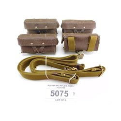 RUSSIAN SKS RIFLE SLINGS & POUCHES