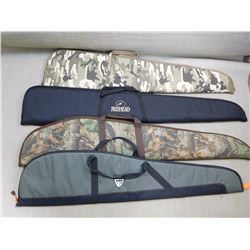 FABRIC PADDED SOFT RIFLE CASES