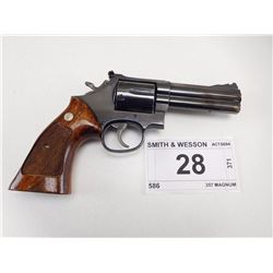 SMITH & WESSON , MODEL: 586 , CALIBER: 357 MAGNUM