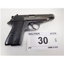 WALTHER , MODEL: PP , CALIBER: 380 AUTO