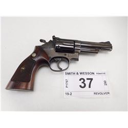 SMITH & WESSON , 19-2 , 357 MAG