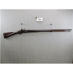 BROWN BESS , 3RD MODEL INDIA PATTERN LONDON RAMSAY SUTHERLAND  , 75 FLINTLOCK