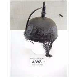 REPRODUCTION HELMET