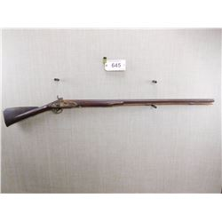 PERCUSSION MUSKET