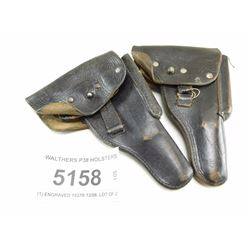 WALTHERS P38 HOLSTERS