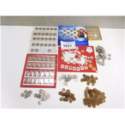 ASSORTED CANADIAN COIN COLLECTION