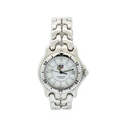 Tag Heuer Stainless Steel Pro Watch