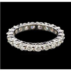 14KT White Gold 1.14 ctw Diamond Ring