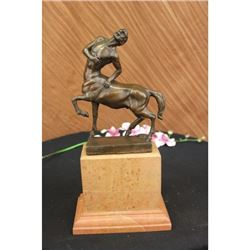 Centaur Mythological Creatation Bronze Sculpture
