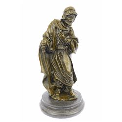 Holly Christ Religious Bronze Statue