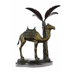 Culture Edition Camel Bronze Statue