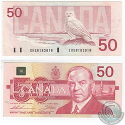 1988 3 Digit RADAR/4 cycle REPEATER $50.00 Note with Serial Number EHS8182818