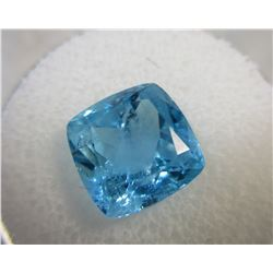Faceted Swiss Topaz 6.1 ct