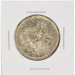 1925 Stone Mountain Centennial Commemorative Half Dollar Coin