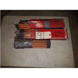 Arcair CooperClad Pointed Electrodes