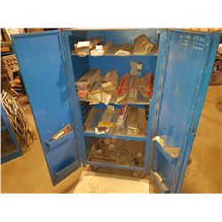 Cabinet with Electrodes & Welding Equipment