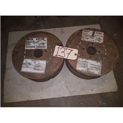 Rolls of Welding Wire