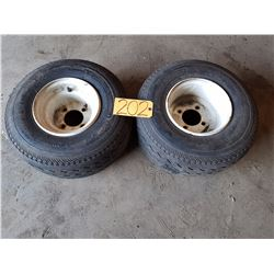Set of Tire (2)
