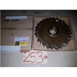Stagerred Tooth Milling Cutter 8''x7/8''x1''1/2