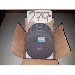 Standard Abrasive polishing Wheels 6''x1/4''x1''