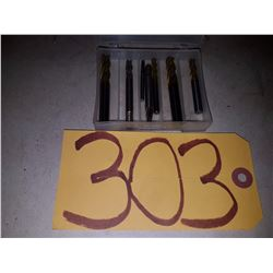 Lot of Carbide End Mill