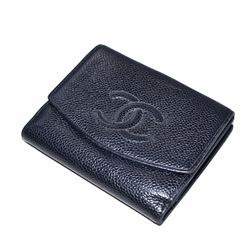 Chanel Caviar Black Wallet