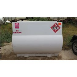2016 SWP 500-GALLON DIESEL FUEL TANK WITH PUMP