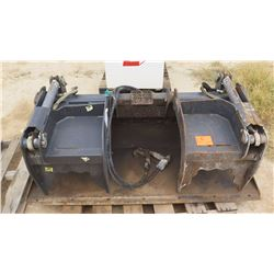 2012 GEARMORE MODEL 11866 GRAPPLE BUCKET